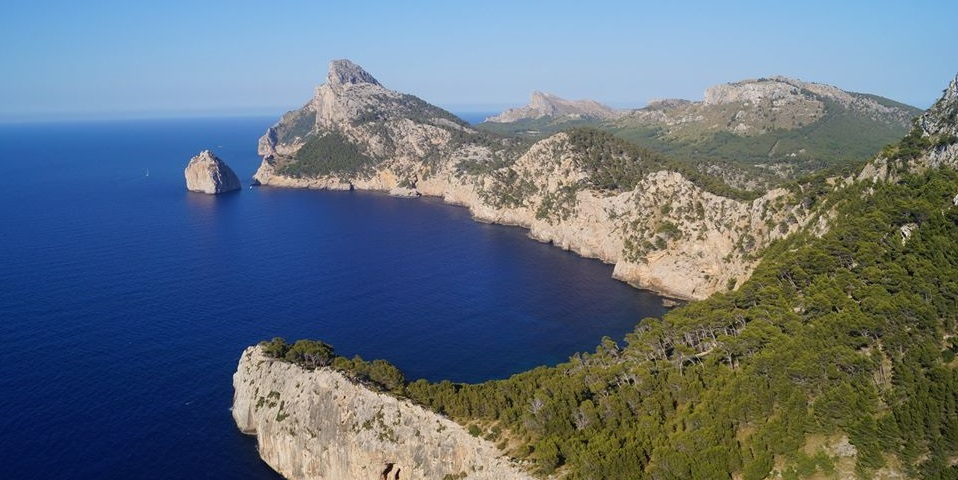The Formentor Peninsular